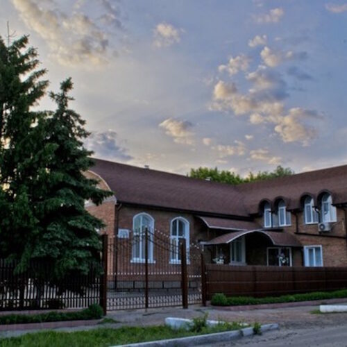 Церква«Джерело життя» в м. Харкові відсвяткуваласвоє сорокаріччя