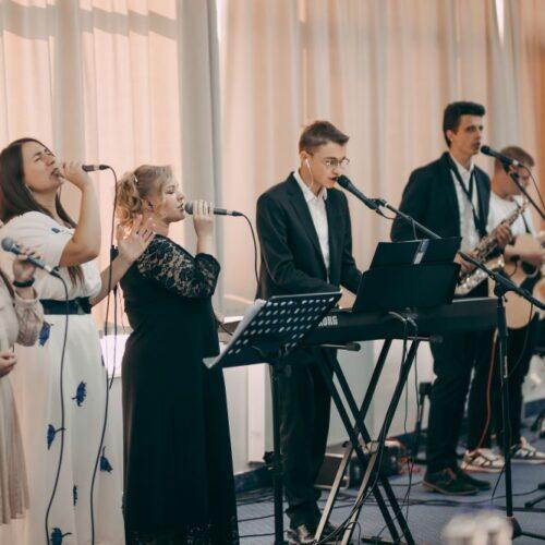 У Львові відкрили нову церкву ХВЄ «Спільнота Преображення Христового»