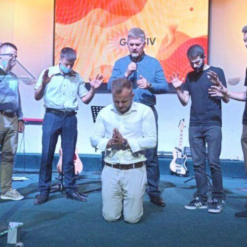 Довгоочікуване зібрання Go Kyiv об'єднало в офлайн молодь столичних церков