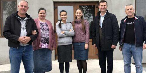 ПОЛТАВЩИНА: пастори відвідали місіонерські сім'ї