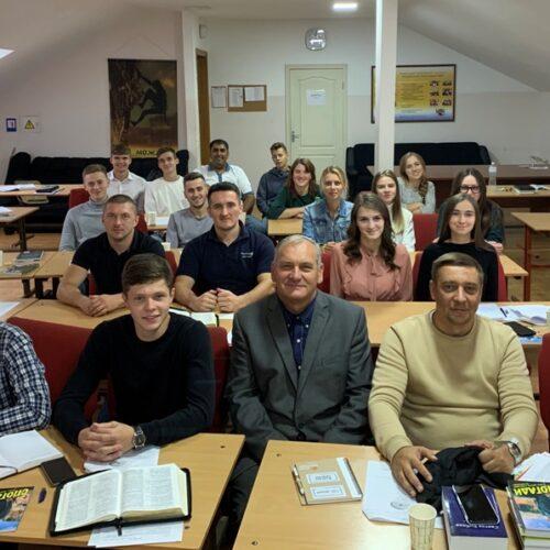 У КБІ розпочали новий навчальний рік в умовах карантину