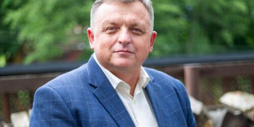 Старший пресвітер об'єднання церков УЦХВЄ Рівненської області Олександр КОТОК: «Поставте вічне в пріоритет»