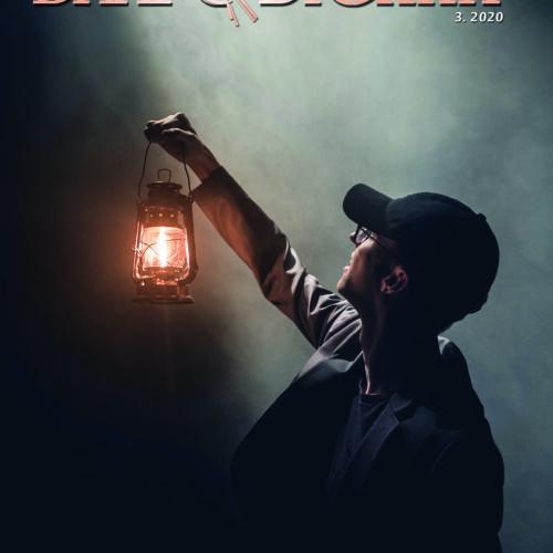 Вийшов друком черговий, третій номер журналу «Благовісник»