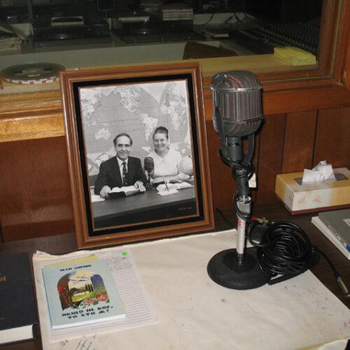 Радіопередачі «Жива надія» 50 років