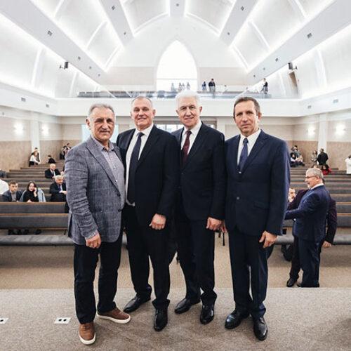 У Підгайцях поблизу Луцька відкрили Дім молитви церкви «Спасіння»