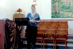 Про роль жінки як дружини, матері та господині розмірковували сестри у Ланівцях