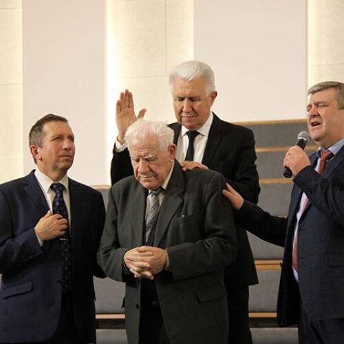 У Луцьку пройшла 32 конференція Волинського об'єднання церков Української Церкви ХВЄ