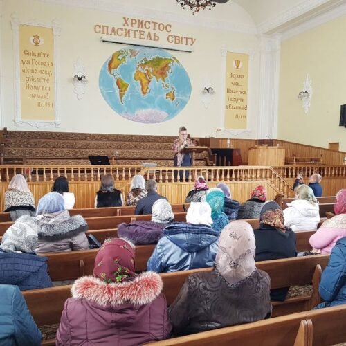 Яким було жіноче служіння на Львівщині у 2020 році