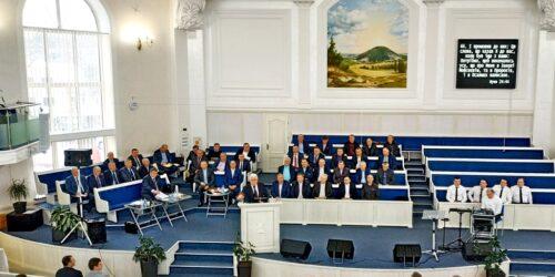 За рік на Рівненщині прийняли хрещення понад 1400 нових членів церкви та відкрито п'ять нових громад