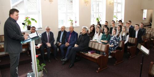 Місіонерська школа місії «Голос надії» стартувала 2 лютого