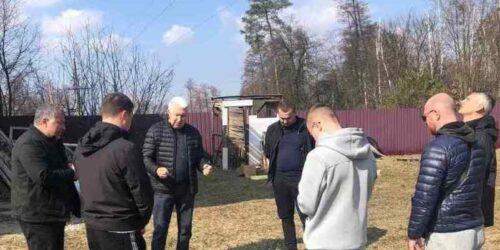 Під Києвом розпочали будівництво нового центру реінтеграції та адаптації