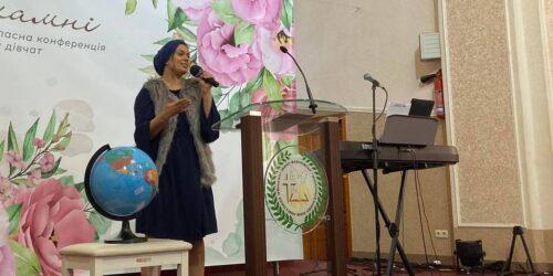 В Івано-Франківську провели конференцію для дівчат «Незламні»