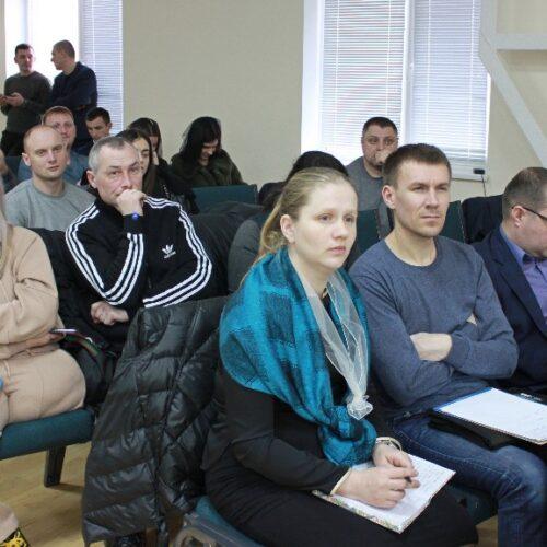 У Київі відбулася робоча нарада керівників обласних відділів Соціального департаменту УЦХВЄ
