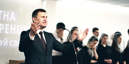 «Місіонерство і благовістя залишаються ключовим напрямком служіння на Полтавщині» – Михайло Роман