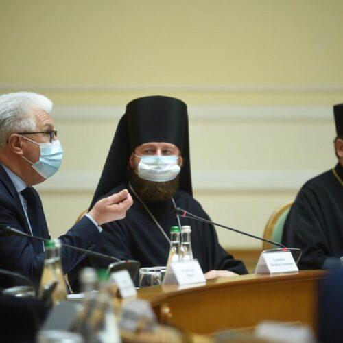 «Наш Закон про захист суспільної моралі потребує належного  механізму реалізації» – Михайло Паночко на зустрічі з прем'єром Денисом Шмигалем