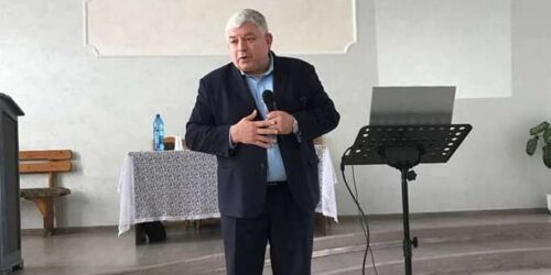 Навчальний курс «Чоловіче служіння» стартував на Закарпатті