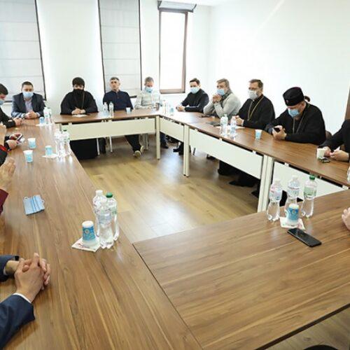 Рада Церков і парламентарі обговорили питання соціального служіння