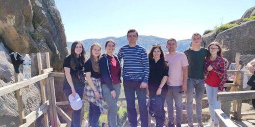 У Карпатах відбулося з'їздне служіння місіонерів