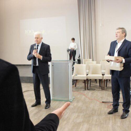 «Три речі, що підтримують вогонь П'ятидесятниці» – звітну конференцію УЦХВЄ присвятили сторіччю пробудження в Україні