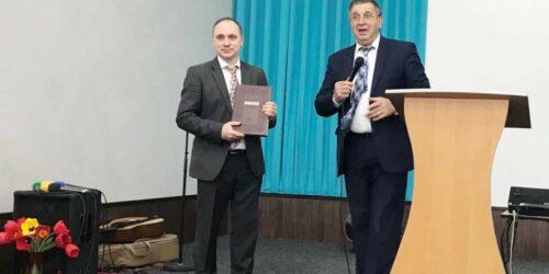 У Царичанці на Дніпропетровщині відкрили Дім молитви, який будували чотири роки
