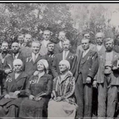 Початки історії п'ятидесятництва в Україні