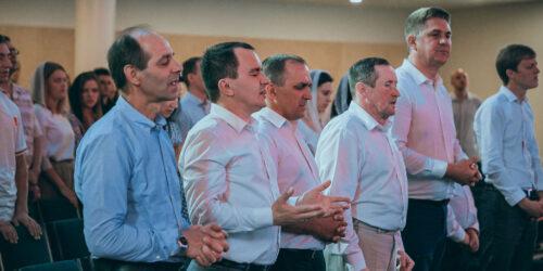 Церкви Києва відсвяткували день П'ятидесятниці разом (ФОТО)