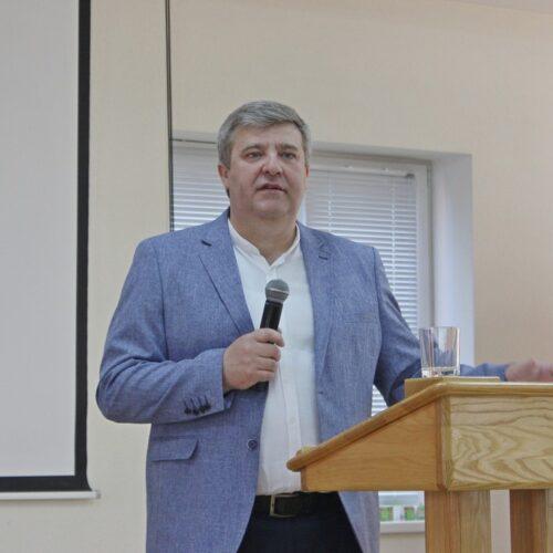 У Києвівідбулася перша Всеукраїнська зустріч членів Асоціації громадських об'єднань та благодійних організацій УЦХВЄ