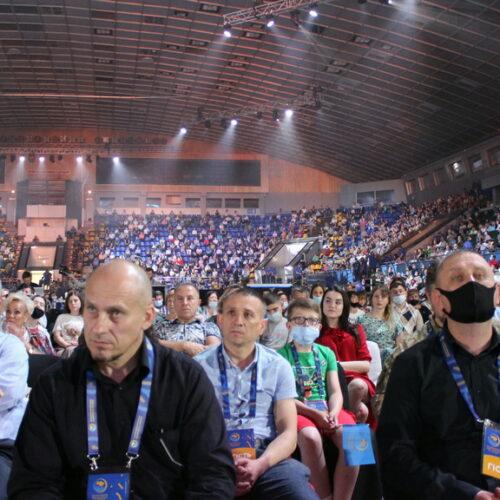Шостий Національний день молитви відзначили в Україні 12 червня