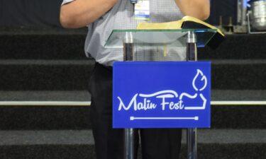 Старший пресвітер об'єднання церков УЦХВЄ Вінницької області Василь ЛЮБЧАК: «Церква має виконати свою місію!»