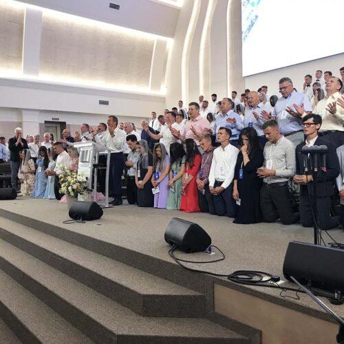 «Щоб знало майбутнє покоління» — місія «Голос надії»  відсвяткувала 30-річчя