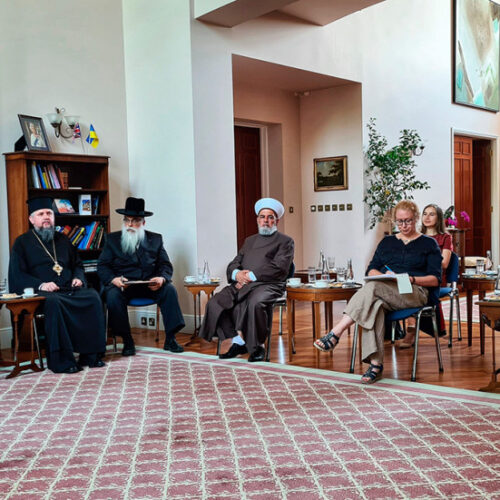 Всеукраїнська Рада Церков зустрілася з дипломатами G7