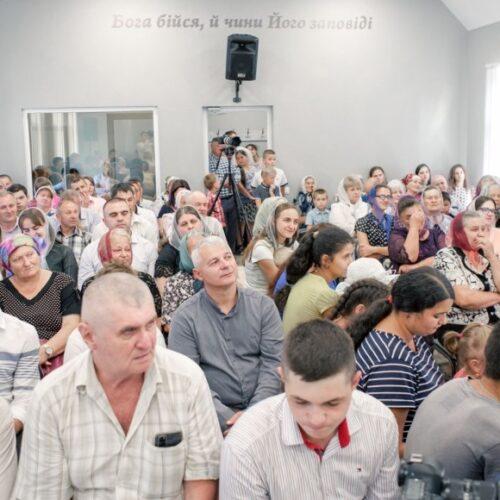 Старший єпископ відвідав церкви Ківерцівського району на Волині (ФОТО)