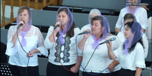 Церква Христа Спасителя відзначила 30-річчя Дому молитви