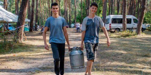 Молодь Полтавщини отримувала Боже спорядження під час конференції «БагачкаФест-2021»