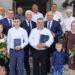 Дві сторічні церкви на Рівненщині відзначили посвяту нових Домів молитви