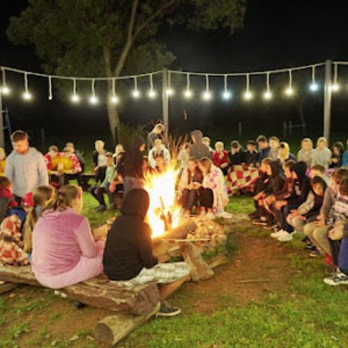 Під час конференції на Прикарпатті, підлітки вчилися проводити особливий час для душі
