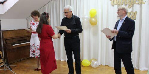 У Києві завершилася дев'ята Міжнародна місіонерська школа, де пройшли підготовку молоді місіонери з п'яти країн