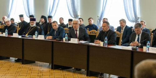 Рада Церков прийняла резолюцію щодо розробки державної сімейної політики